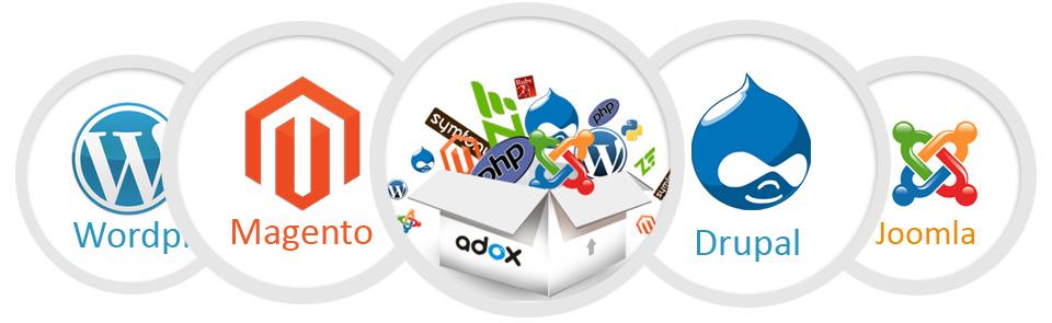 خدمات المواقع
